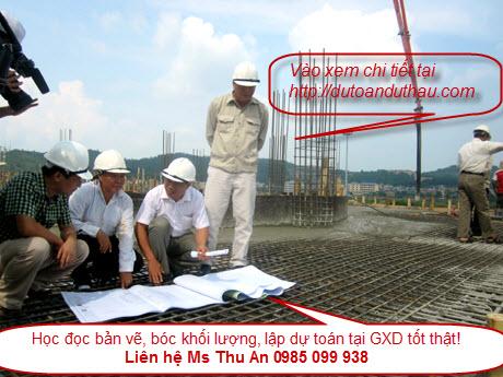 Thư của bạn Hoàng Mạnh Trung về lớp học và sự trợ giúp tại Giá Xây Dựng