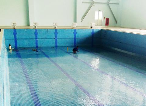 Tài liệu dự toán bể bơi